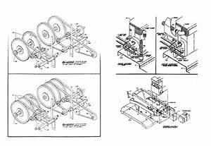 Struck Md 1200 Md1600 Mini Dozer Assembly Manual W   Parts List
