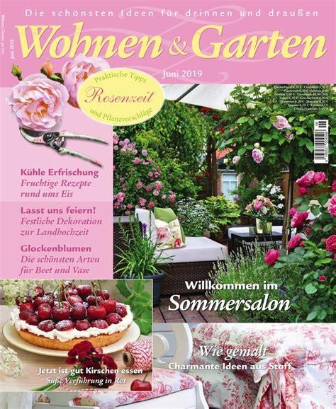Wohnung Mit Garten by Wohnen Garten Zeitschrift Als Epaper Im Ikiosk Lesen
