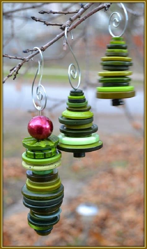 christmas tree made out of ornaments 25 unique button ornaments ideas on buttons button ornaments diy and