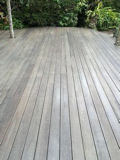deck stained  armstrong clark driftwood gray oil based