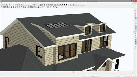 chief architect roof design tips youtube
