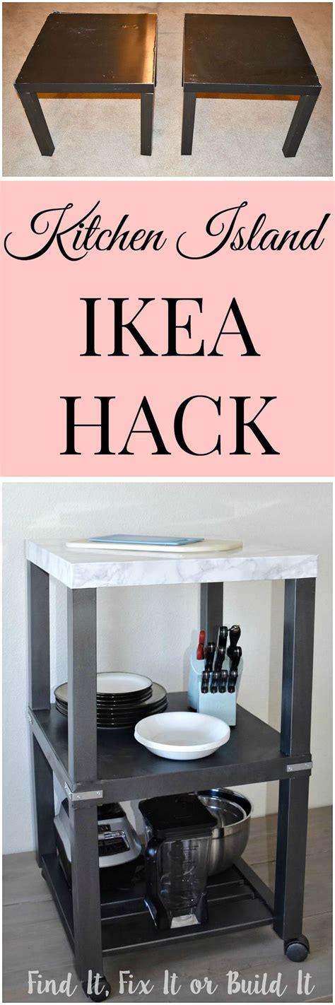 Kitchen Hacks Space by 25 Best Ideas About Ikea Lack Hack On Ikea