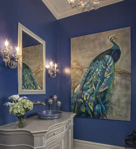 peacock bathroom ideas best blue powder rooms ideas on pinterest neutral bathroom module 82 apinfectologia