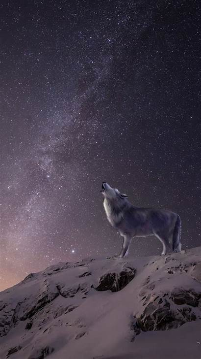 Iphone Wolf Howling Affinity Fur Filename