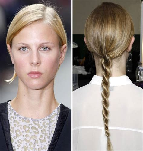 14 ways to pull off pretty plaits this spring   Photo 4