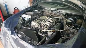 Mercedes W124 200d Engine Rebuilding