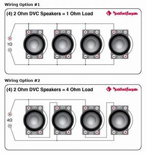 Dual 4 Ohm Subwoofer Wiring Diagram Free Download