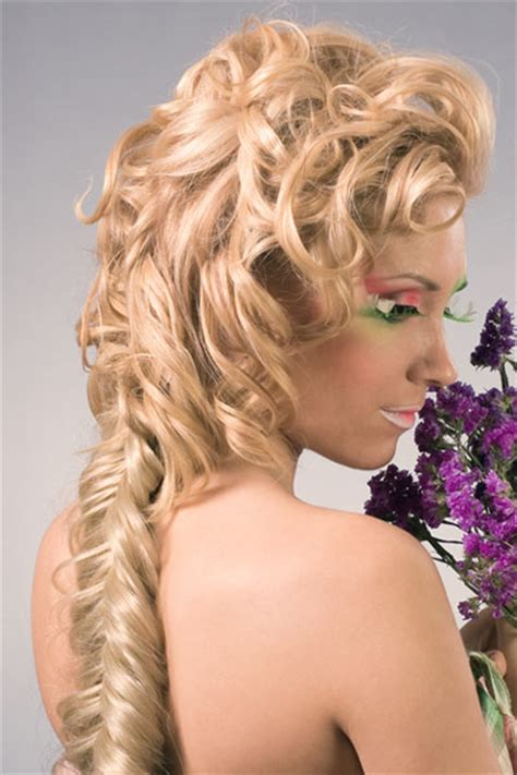 the hairstyles haircuts braided updo hairstyle
