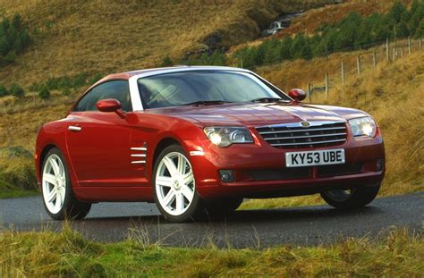 Chrysler Crossfire Reliability by Chrysler Crossfire Coup 233 2003 2008 Running Costs Parkers