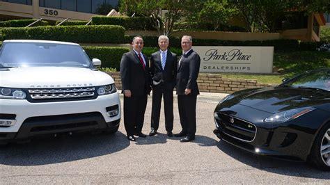 park place dealerships  build jaguar land rover sales