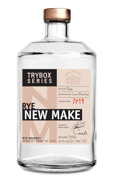 New Make Whiskey, Trybox Series review coming | BourbonBlog
