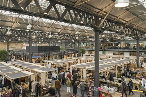Old Spitalfields Market Visitor Guide