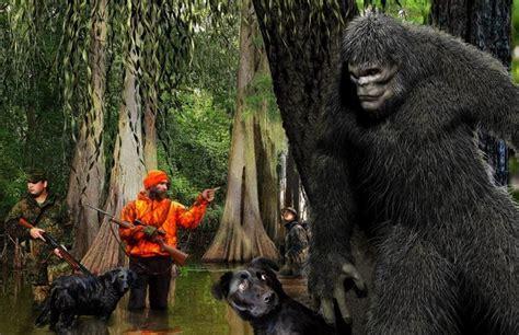 sc ep  hunters encounter  sasquatch sasquatch