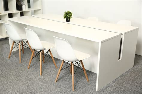 Contemporary Desk by Modern Office Meeting Table Design With Power For 6 Buy