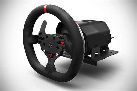 volante xbox one catz catz feedback racing wheel for xbox one shouts