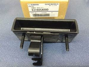 Genuine Subaru Forester Outer Rear Gate Handle Fits 2002