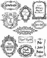 Potion Harry Labels Potter Potions Poisons Template Coloring Printable Templates Bottle Blank Printables Halloween Magic Decorations Hufflepuff Etiquetas Carroll Doodlecraftblog sketch template