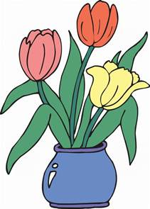 Cartoon Carnation Flower