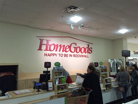 Homegoods Decor: 1059 E Interstate 30, Rockwall