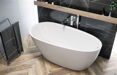 Serie 200.1600 freistehende badewanne ovale innenform material: Freistehende Badewanne modern 150x73 cm Mint   online ...