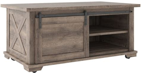 My recent experience at ashley furniture marquette was a great one. Signature Design by Ashley® Arlenbry Gray Rectangular Cocktail Table-T275-1 | UFS Savings Center ...
