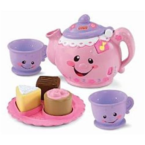 fisher price musical tea set for sale