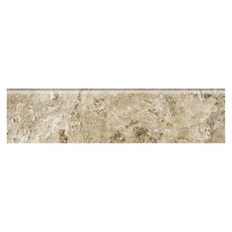 tile bullnose trim marazzi travisano bernini 3 in x 12 in porcelain bullnose trim floor and wall tile ulp2 the