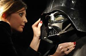 Original Darth Vader Costume up for Auction at Christie's ...