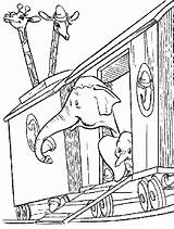 Circus Coloring Train Pages Ringmaster Dumbo Elephant Template Friends Getcolorings Printable Colorin Getdrawings Drawing sketch template