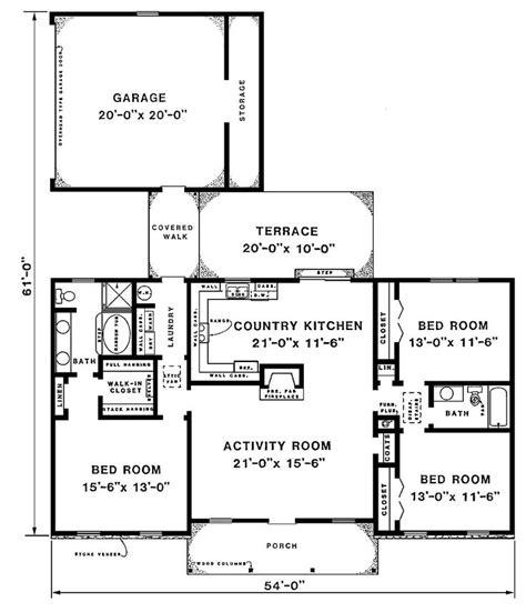 detached garage floor plans ranch house plans detached garage
