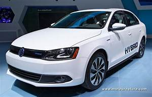 Volkswagen Jetta Hybride : les voitures cologiques au salon de detroit 2012 ~ Medecine-chirurgie-esthetiques.com Avis de Voitures