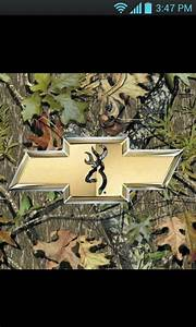 Camo Chevy Logo Wallpaper - WallpaperSafari