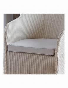 Coussin Fauteuil Rotin : coussin seul ou en option pour le fauteuil sidonie ~ Preciouscoupons.com Idées de Décoration