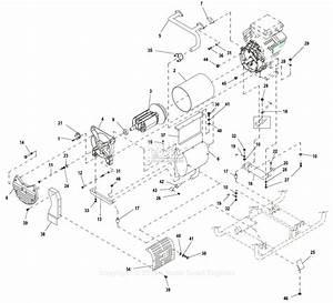 Portable Generator Parts Diagram