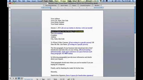 business email writing format write  letter youtube