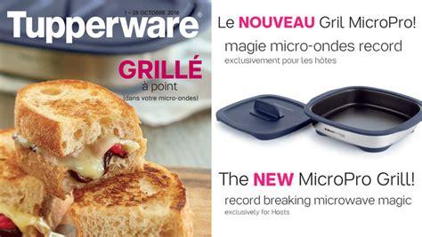 nouveau gril micro pro par tupperware lesventes ca