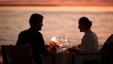 Romantic Dinner Stock Footage Video Shutterstock
