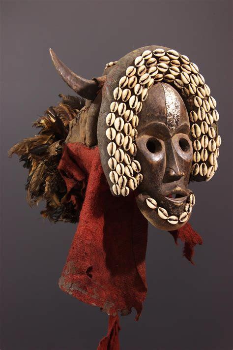 Masque Dan Zapkei | Art africain, Masques africains, Art ...