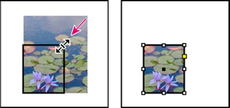 work  frames  objects  indesign