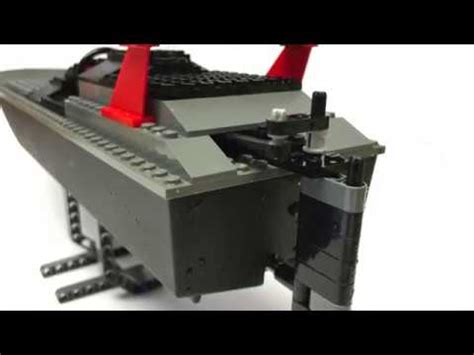 Fast Rc Boat Videos by Super Fast Lego Rc Boat Youtube