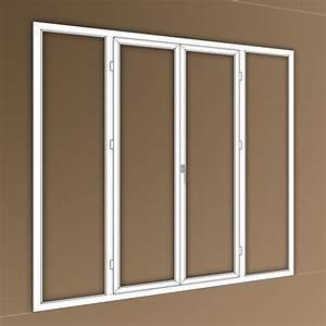 porte fenetre 4 vantaux 28 images porte de garage With porte de garage sectionnelle avec porte fenêtre pvc 2 vantaux
