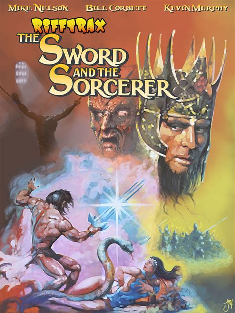 Watch RiffTrax: The Sword and the Sorcerer | Prime Video