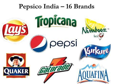 Pepsico Sales Structure