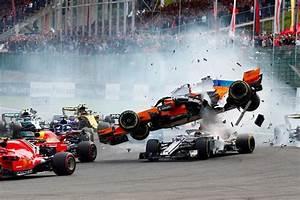 Formule 1 En France : spectaculaire accident au grand prix de formule 1 de belgique ~ Maxctalentgroup.com Avis de Voitures
