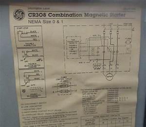 Ge Motor Starter Wiring Diagram - Database