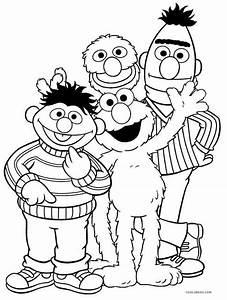 Printable Pictures Of Sesame Street Characters - Sesame ...