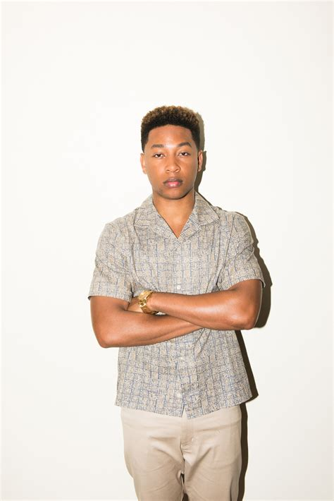 Jacob Latimore Talks Starring In New Film Detroit And More