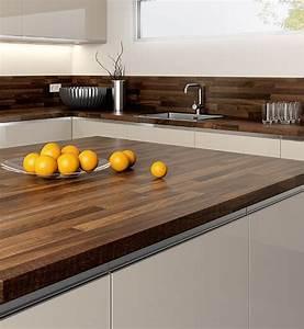 Küchen Keie Ausstellungsküchen : k chenarbeitsplatte holzoptik ~ Michelbontemps.com Haus und Dekorationen