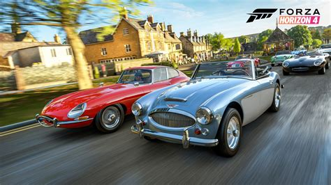 Cars List by Turn 10 Reveals 450 Strong Forza Horizon 4 Car List