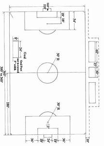 Soccer Field Dimensions And Layout Tool For All Ages